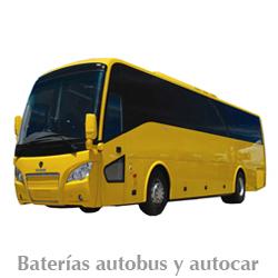 Autobús y Autocar