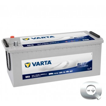 Venta online de la Batería Varta M8 Promotive Blue