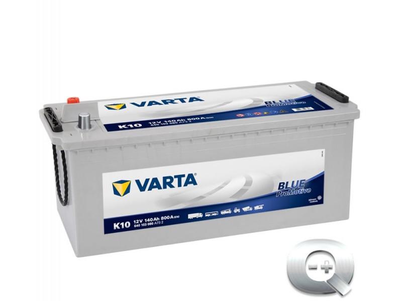 Comprar online la Batería Varta Promotive Blue K10