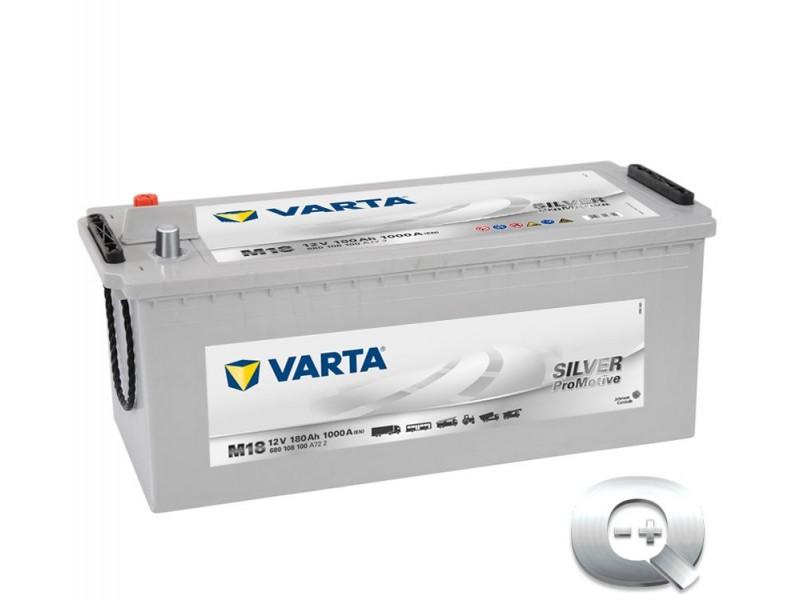 Comprar barato la Batería Varta M18 Promotive Silver