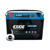 Batería Exide EP900