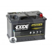 Batería Exide ES650 GEL