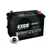 Batería Exide EU165-6