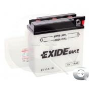 Comprar online la Batería Exide 6N11A-1B