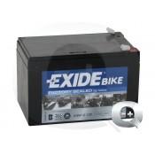 Batería Exide AGM12-12F