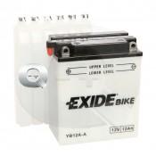 Batería Exide YB12A-A