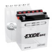 Batería Exide YB14-A2