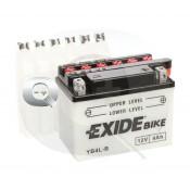 Batería Exide YB4L-B