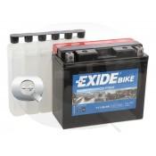 Batería Exide YT12B-BS