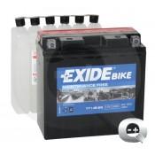Batería Exide YT14B-BS