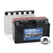 Batería Exide YT7B-BS