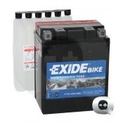 Batería Exide YTX14AH-BS