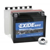 Batería Exide YTX20H-BS