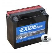Batería Exide YTX20HL-BS