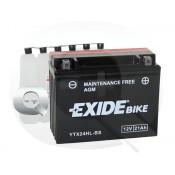 Batería Exide YTX24HL-BS