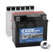 Batería Exide YTX5L-BS