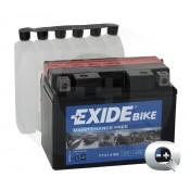 Batería Exide YTZ14-BS