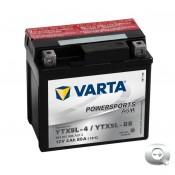 Comprar online la Batería Varta Powersports AGM YTX5L-4