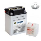 Batería Varta Powersports Freshpack 514401 - YB14A-A2