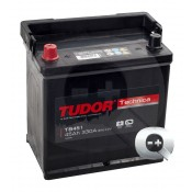 Batería Tudor TB451
