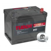 Batería Tudor TB704