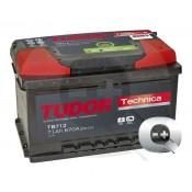 Batería Tudor TB712