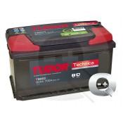 Batería Tudor TB802