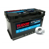 Venta online de la Batería Tudor Start - Stop AGM TK800