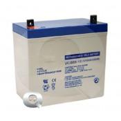 Venta de la Batería Ultracell UCG55-12