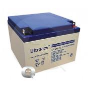 Comprar online la Batería Ultracell UL26-12