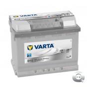 Venta de la Batería Varta D15 Silver Dynamic 63 Ah