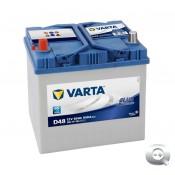 Venta online de la Batería Varta D48 Blue Dynamic