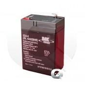 Comprar online la Batería MK Powered ES4-6