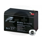 Comprar barato la Batería Ritar RT 1272