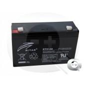 Comprar barato la Batería Ritar RT6120